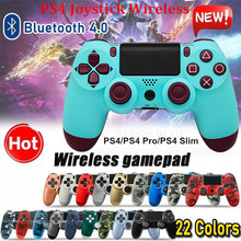 PS4 Joystick Playstation 4 Wireless Controller Bluetooth Dual Shock 4 Gamepad For PS3 PC Laptop Tablet Mobile Phone iPad