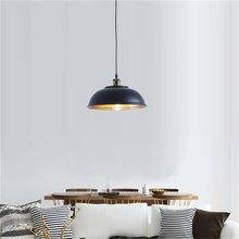 Industrial-Style Retro Simplicity Chandelier Vintage Hanging Lamp Dining Room Bedroom Black Iron Background Balcony Decoration(China)