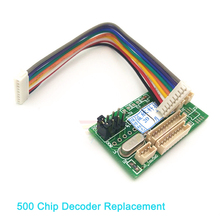 Vilaxh Decoder Replacement 500 Chip For HP DesignJet 500ps 510 800 800ps 815MFP 820MFP 10PS 20PS 50PS 30 70 90 printer