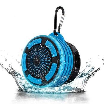 Altavoz Bluetooth resistente al agua IP67, dispositivo portátil para deportes al aire...
