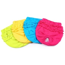 PBreathable Dog Physiological Pants Easy to Wear Reusable Washable Diapers Accessories PCMMA