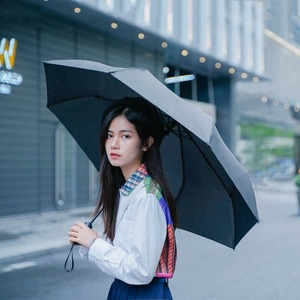 Image 3 - Xiao mi mi mi jia WD1 automatische regenachtige PARAPLU Zonnige Regenachtige zomer Alu Mi Num Winddicht waterdicht uv Parasol Man vrouw Zonnescherm