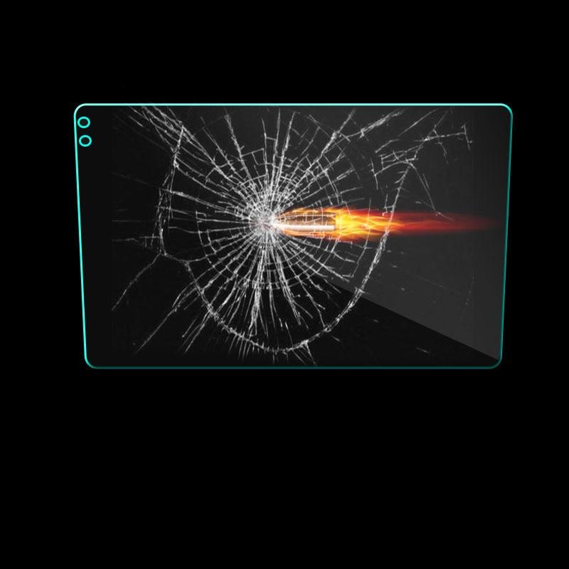 Image 2 - 229*129*217 мм 9 дюймов закаленное стекло для Seicane автомобиля gps навигация Закаленное стекло Защитная пленка-in Наклейки на автомобиль from Автомобили и мотоциклы