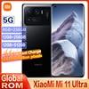 Global ROM Xiaomi Mi 11 Ultra 5G Smartphone Snapdragon 888 50MP Camera 120HZ AMOLED Display 5000mAh 67W Fast Charge NFC