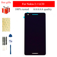 For Nokia 2.1 TA 1080 TA 1084 1086 1092 1093 LCD Display Panel Monitor Module + Touch Screen Digitizer Glass Sensor Assembly