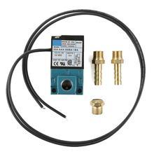 1 шт. Boost электронный Управление; электромагнитный клапан идеально подходит для ЭБУ 3-Порты и разъёмы PWM DC 12V Замена для усиления Управление Соленоиды