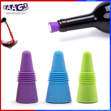 Sealer-Replacement Wine-Stoppers Beverage-Bottle Cork Silicone Reusable Keep-The 1pcs