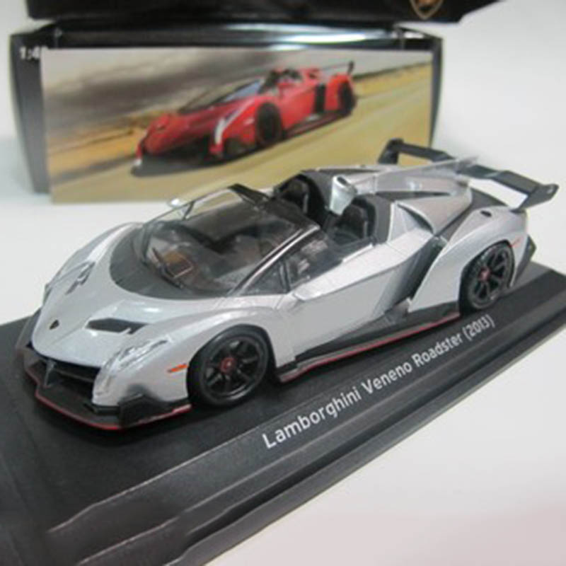 1/43 Scale Poison Veneno Roadster Alloy <font><b>Car</b></font> Die Casting Toy <font><b>Car</b></font> <font><b>Model</b></font> Decoration Children's Gift Collection display image
