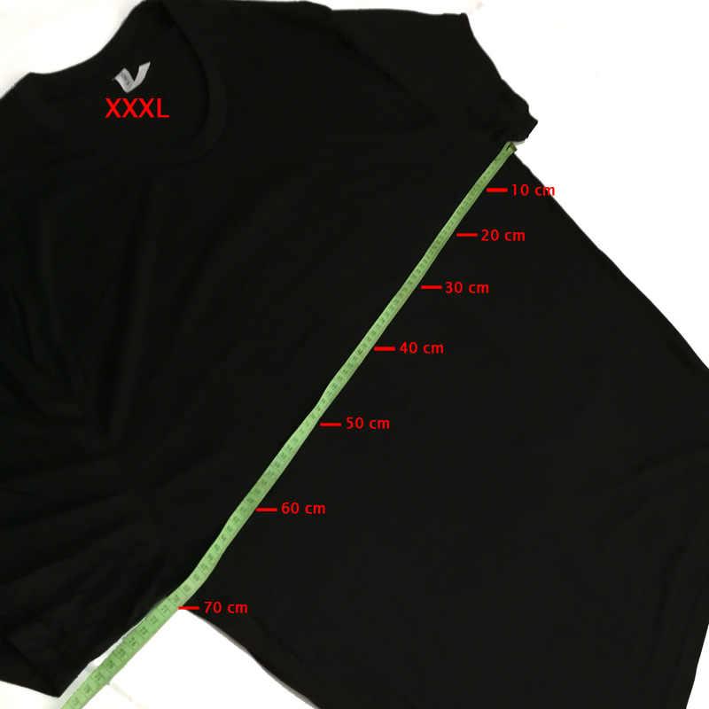 US / EurプラスサイズメンズTシャツ特大2019 Tシャツ無地半袖Tシャツメンズブラックホワイトティーシャツ夏の睡眠シャツ緩い高品質特大通気性家庭用品ドロップシッピング