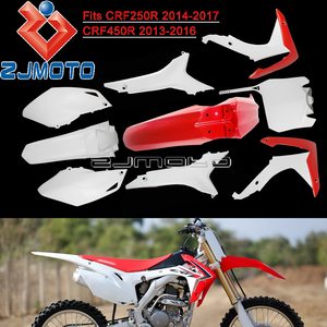 Набор обтекателей для мотоциклов, пластиковые крышки для Honda CRF250R CRF450R CRF250 CRF450