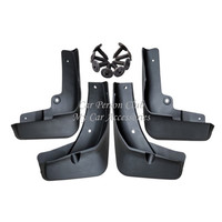 Car Mudguards For Mitsubishi Eclipse Cross 2018 2019 2020 Mud Flap Flaps Splash Guards Fender Protector Auto Styling Accessories
