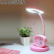 tischlampe escritorio candeeiro lampe bureau study tete lit table led lamp luminaria tafellamp lampara de mesa desk light