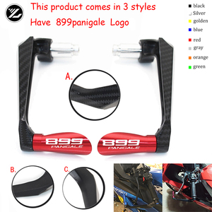 Motocycle Handlebar Handle grips Bar Ends Brake Clutch Levers Guard Protector For Ducati 899 Panigale 2014-2015