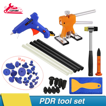 PDR TOOLS PAINTLESS DENT REPAIR REMOVAL TOOLS KITS DENT LIFTER PULLER TABS PDR GLUE TABS GLUE GUN HOT MELT GLUE STICKS HAND TOOL whdz pdr tools slide hammer with puller tabs dent removal repair tool paintless kits glue puller sets