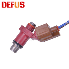 DEFUS 200cc Customize Motorcycle Fuel Injector With Plug For Yamaha High Quality Direct Replacement Parts Brand New