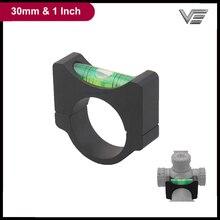 Векторная оптика 30 мм и 1 ''анти косяк устройства прицел пузырьковый уровень крепление кольца градиентный ACD адаптер кольцо