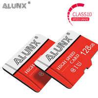 Klasse 10 Micro SD TF Microsd Karte 128 64 32 16 8 GB Speicher Karte 256MB 8 GB 16GB 32GB 64GB 128GB Tarjeta Flash Freies Adapter