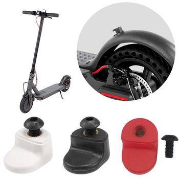 Electric Scooter Rear Mudguard Wheel Fender Hook Parts Scooter Body Folding Force Hook Accessories For Xiaomi Mijia M365 image