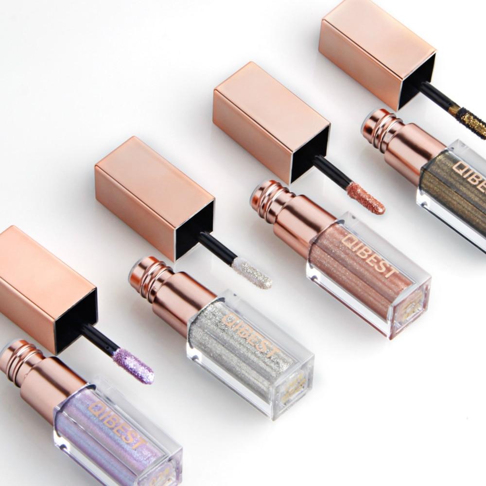 15 Colors Liquid Glitter Eyeshadow Pencil Shimmer Waterproof Long-lasting Eye Makeup Accessorices