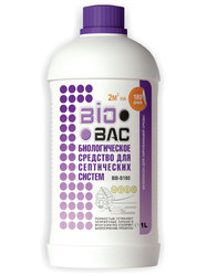Bioactivator, bacteria for septic tanks biobac bb-s180
