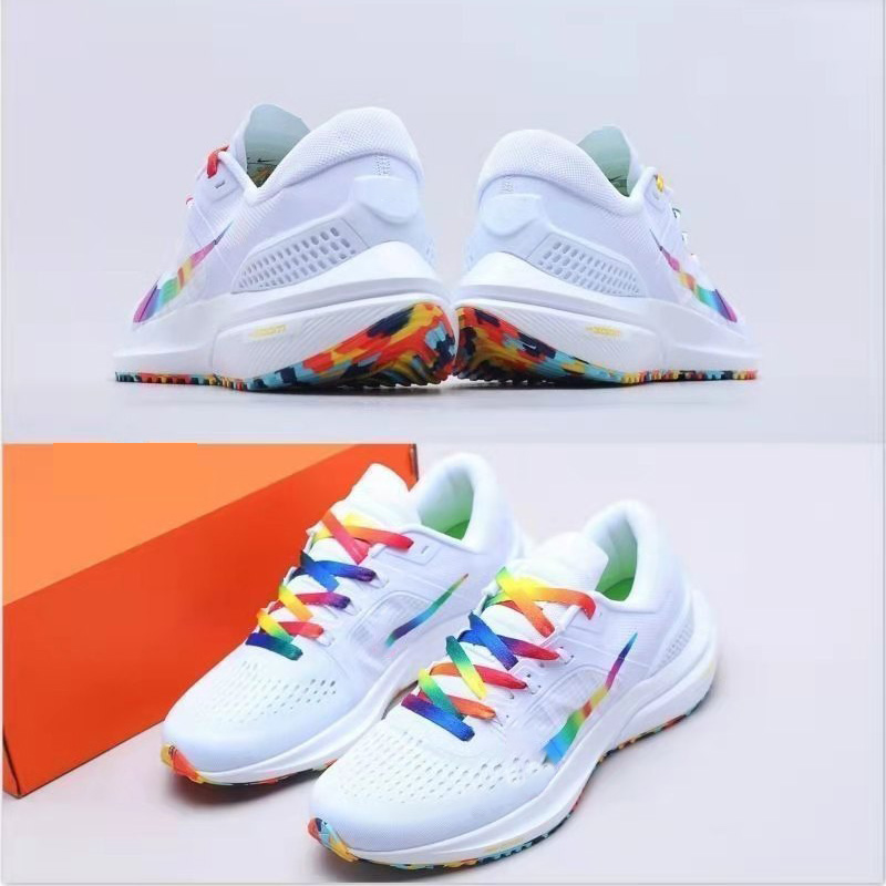 New Shox Reax Run Sunrise Mens Running Shoes Basketball Athletic Sports Trainers NZ R4 Women Cushion Sneakers Max Size 36-45