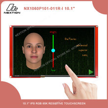 NEXTION 10.1 אינטליגנטי NX1060P101 011C/R I משולב HMI Resistive/קיבולי LCD מגע תצוגת מודול ללא מארז