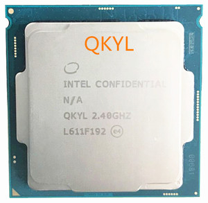 Image 1 - Intel QKYL 35W 4 core 8 threads 2.4G Core 3.0G for i7 7700T Low power consumption, suitable for one machine, industrial computer