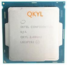 Intel QKYL 35W 4 rdzeń 8 wątków 2.4G rdzeń 3.0G dla i7 7700T niskie zużycie energii, nadaje się na jedno urządzenie, komputer przemysłowy