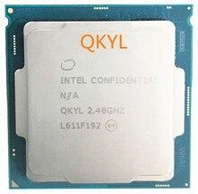 אינטל QKYL 35W 4 core 8 אשכולות 2.4G Core 3.0G עבור i7 7700T צריכת חשמל נמוכה, מתאים למכונה אחת, תעשייתי מחשב