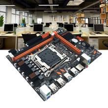X99 ddr3 mini lga2011 3 материнская плата для компьютера двухканальная