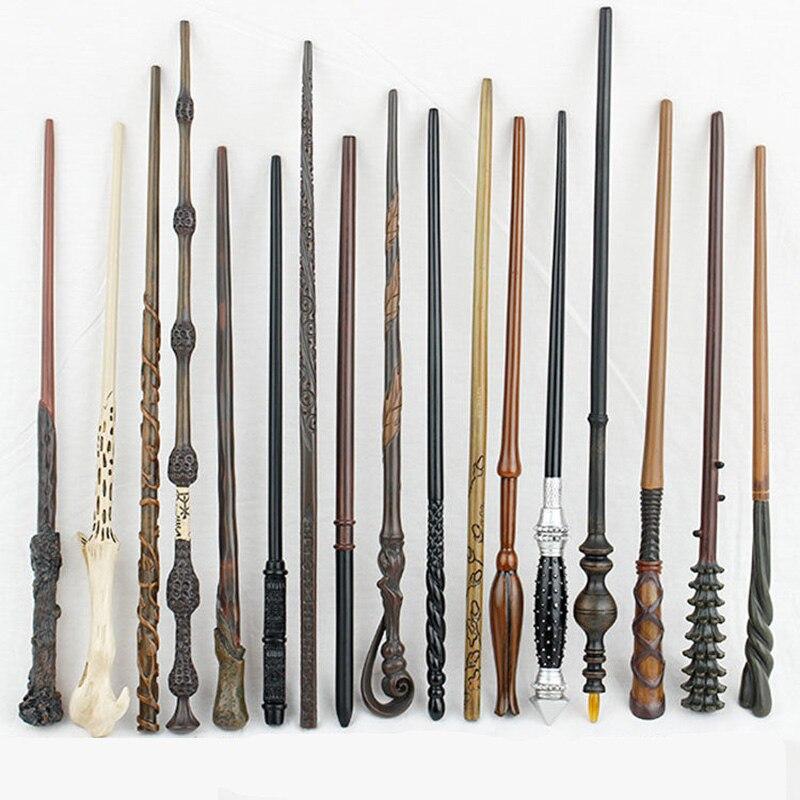 Волшебная палочка с металлическим сердечником, Малфой, желатрикс Мак-Гонагалл, волшебная палочка, 32 вида