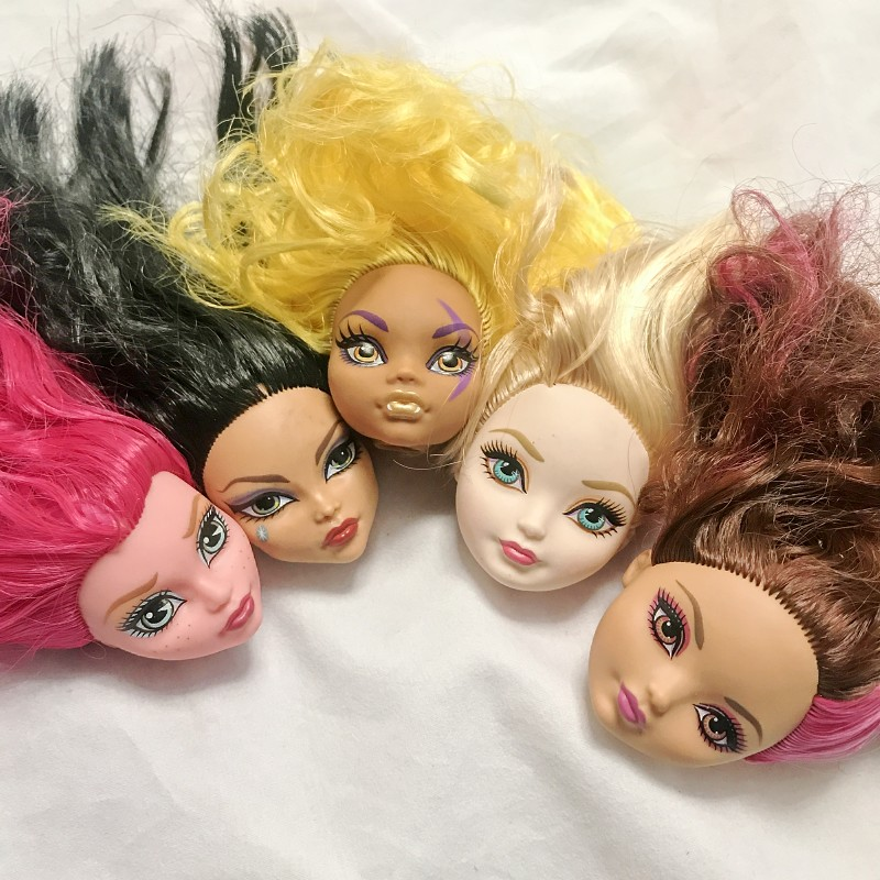 High Quality Of The Original Manual Painting Doll Accessory For Monster Doll