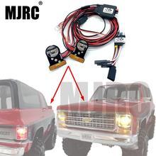 MJRC TRAXXAS TRX4 V2.0 ensemble de lumière LED pour Traxxas TRX 4 Chevrolet K5 Blazer pièces de carrosserie accessoires #82076 4 TRX4