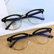 Синие очки устойчивы к синим мужским очкам без глаз женские