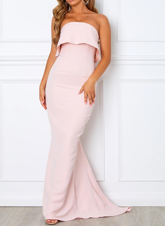De mariage simple robe 2021 Robe