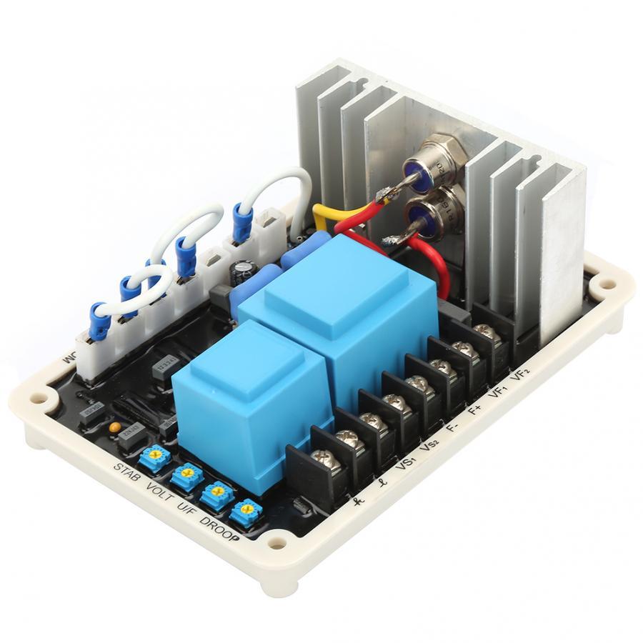 Generator Voltage Regulator Power Supplies EA15A-2 AVR Automatic Voltage Regulator for Brushless Generator