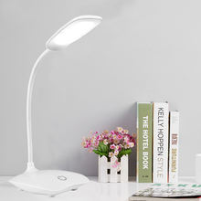 Светодиодный настольная лампа светильник Перезаряжаемые Кабинет