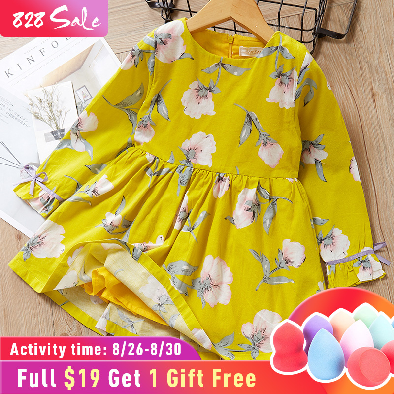 Menoea Clothing Party-Dress Spring-Style Girls Baby Design Kids Children Bow