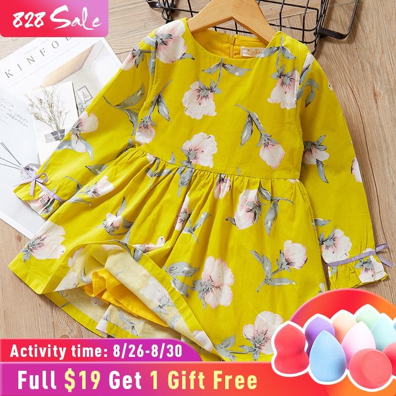 Menoea Clothing Party-Dress Spring-Style Girls Baby Design Kid Children Bow