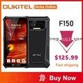 OUKITEL F150 NFC IP68 Водонепроницаемый прочный смартфон 13MP Quad камеры 5,86 ''6 ГБ + 64 ГБ 8000 мАч Android 10,0 Восьмиядерный мобильный телефон