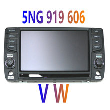 Touch-Screen Tiguan Golf Mk7 Passat 5NG919606 Mechanical-Button Eight-Inch V-W Suitable-For