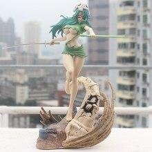 Anime japonês sexy meninas lixívia gk nelliel tu odelschw pvc modelo figura 28cm
