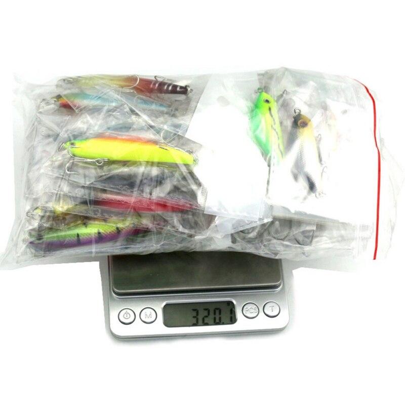 Equipamento De Pesca Cor Misturada 6 Modelos