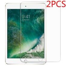2 paket Tablet ekran koruyucu için iPad 10.2 2019 7th 2020 8th nesil ekran koruyucu için iPAD 10.2 ''koruyucu cam