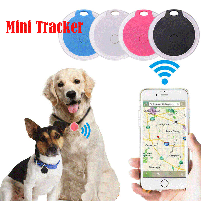 2020 HOT Original Box Mini GSM GPS Pet Tracker Dog Cat GPS Locator Over-speed Alarm Google Link Realtime Online Tracking Device