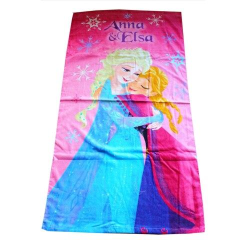 disney abraco elsa anna princesa congelado 2 bebe menina toalha de banho para criancas meninas