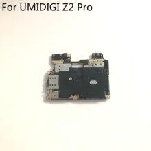 Материнская плата UMIDIGI Z2 Pro, б/у, 6 ГБ ОЗУ + 128 Гб ПЗУ, материнская плата для UMIDIGI Z2 Pro MTK6771 Helio P60 6,2 дюйма 2246x1080, бесплатная доставка