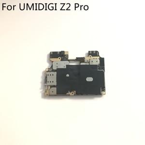 "Image 1 - UMIDIGI Z2 Pro لوحة رئيسية مستعملة 6G RAM + 128G ROM لوحة أم لـ UMIDIGI Z2 Pro MTK6771 Helio P60 6.2 ""2246x1080 شحن مجاني"