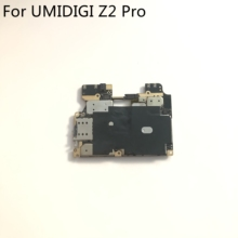 "Umidigi z2 pro usado mainboard 6g ram + 128g rom placa mãe para umidigi z2 pro mtk6771 helio p60 6.2 ""2246x1080 frete grátis"