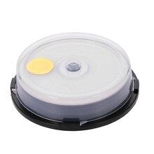 10 sztuk 215MIN 8X DVD + R DL 8.5GB pusty dysk konfigurowalny dysk DVD dla danych i wideo